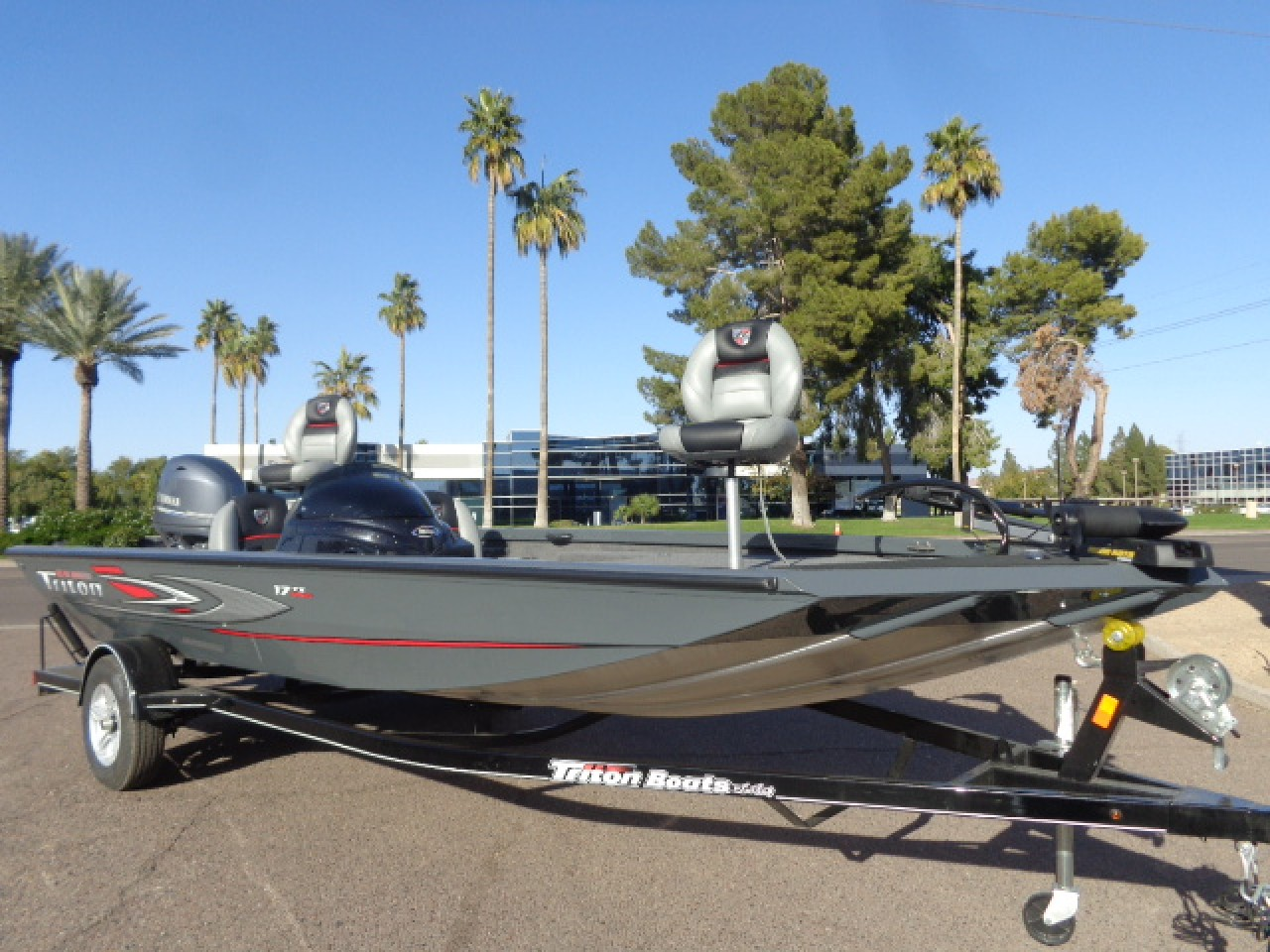 Bass boat new and used boats for sale in arizona for Used aluminum fishing boats on craigslist