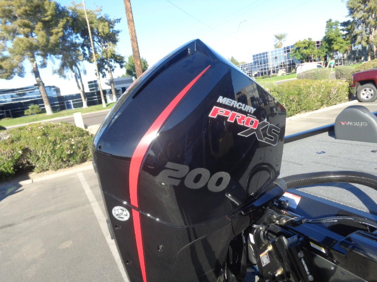 2019 Vexus AVX2080, Mercury V-8 200 Pro XS 4-Stroke